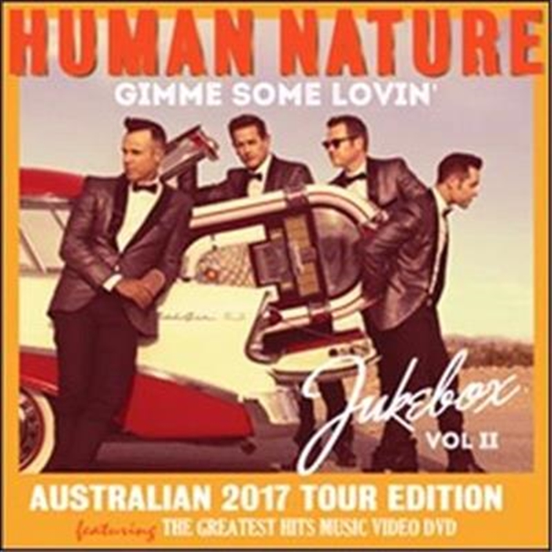 Gimme Some Lovin' Jukebox 2 - Australian Tour Edition | CD/DVD