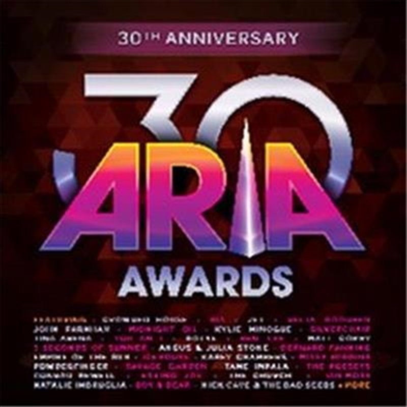 ARIA Awards - 30th Anniversary | CD