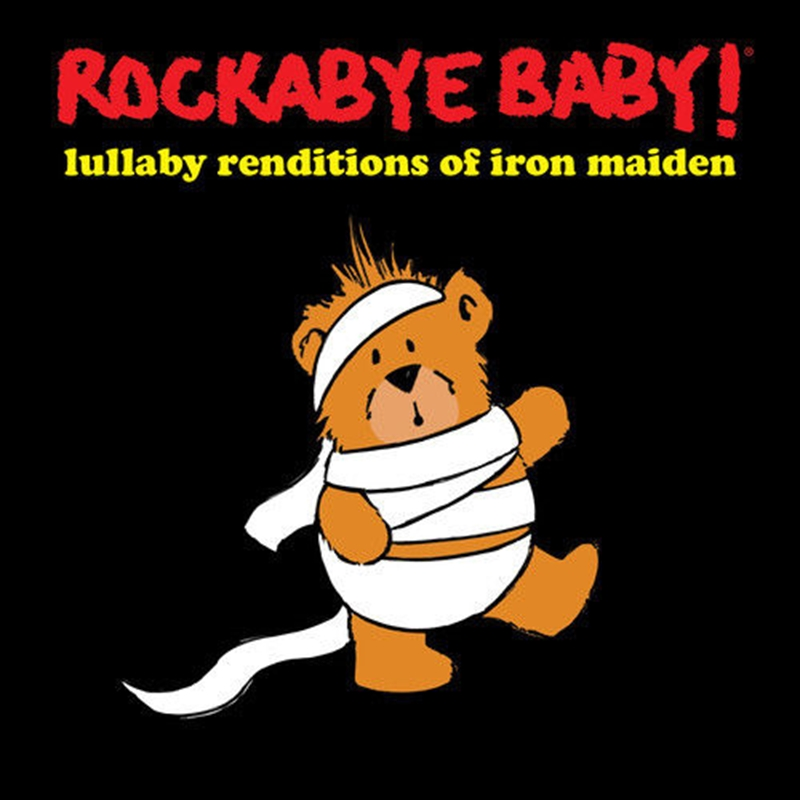 Lullaby Renditions Of Iron Maiden | CD