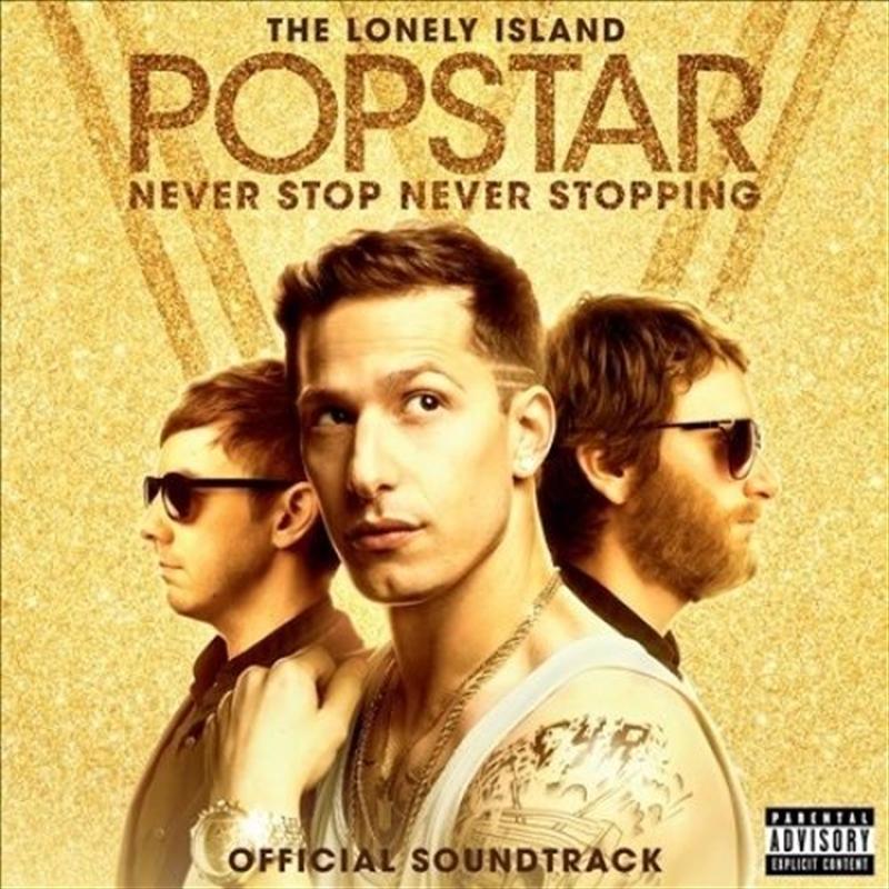 Popstar: Never Stop Never Stop   CD