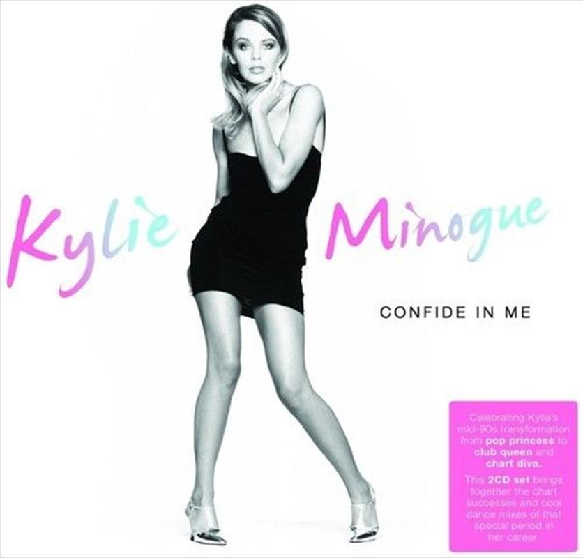 Confide In Me | CD