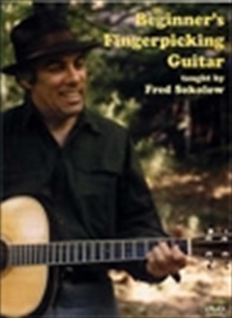 Beginners Fingerpicking Guitar | DVD