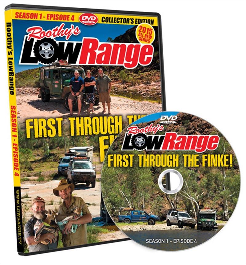 Lowrange: S1 E4: First Through | DVD