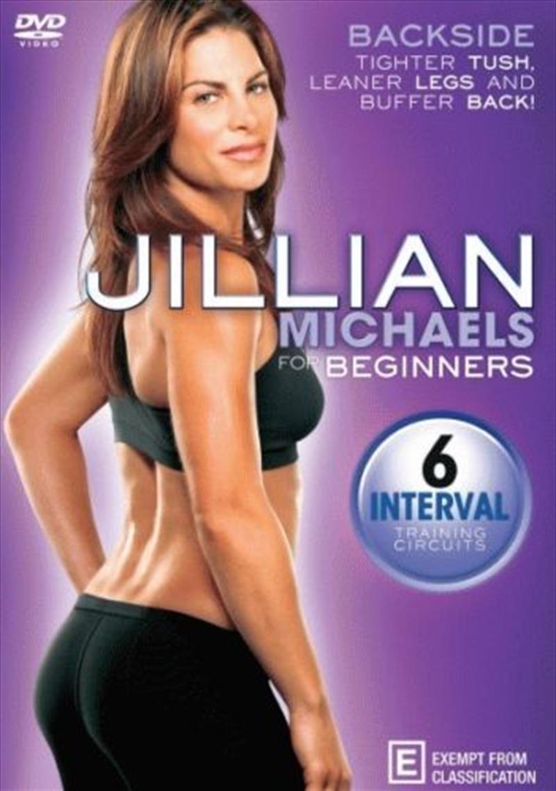 Jillian Michaels - For Beginners Backside | DVD