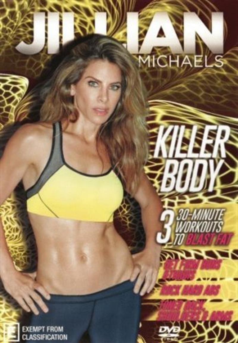 Killer Body | DVD