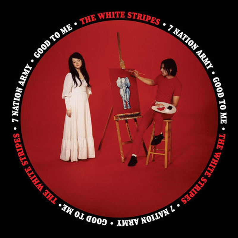 Seven Nation Army/Good To Me | Vinyl