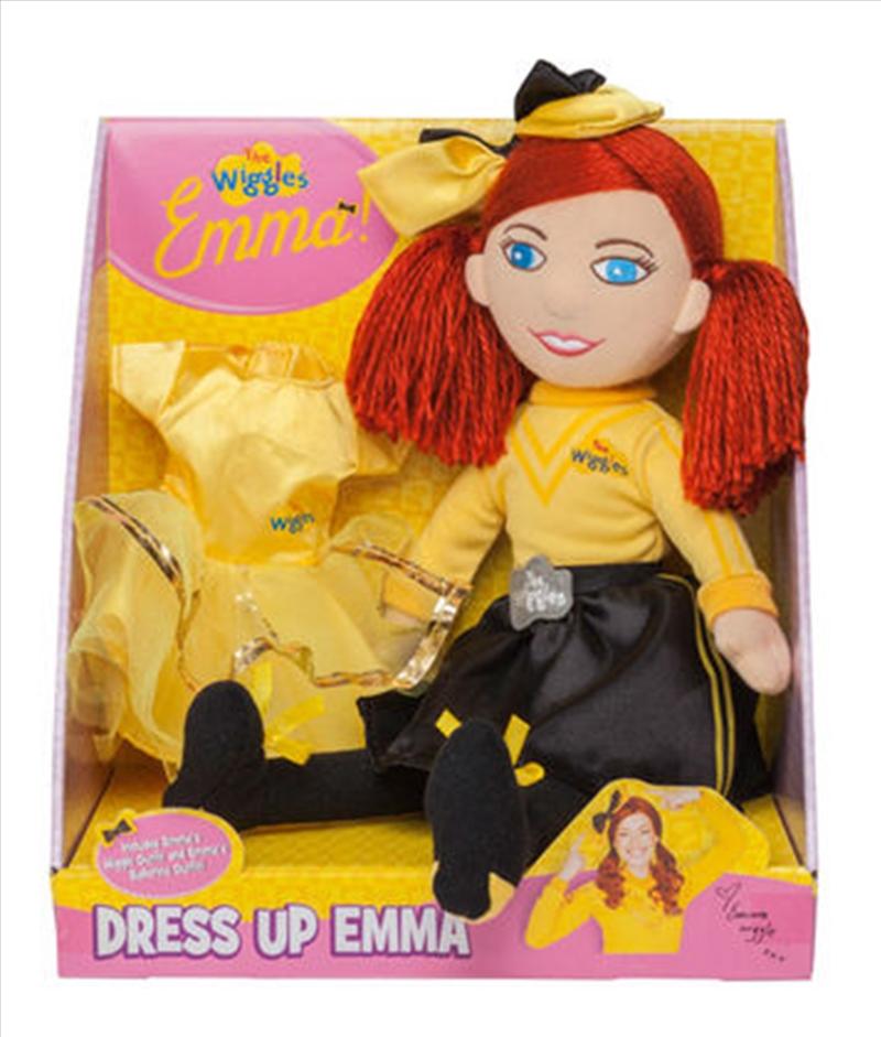 Emma Dress Up Cuddle Doll | Merchandise