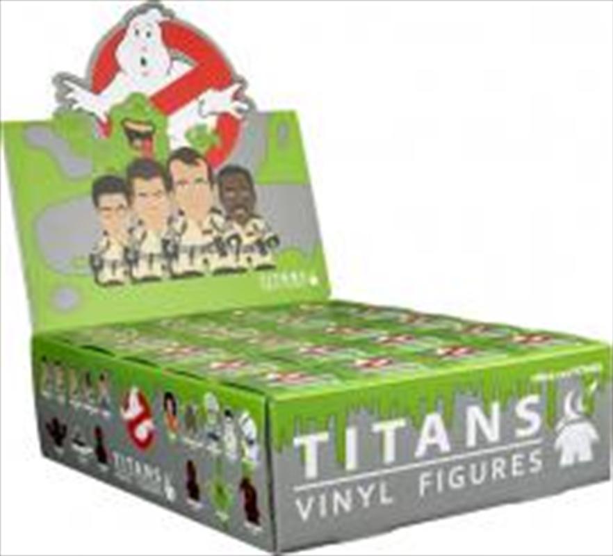 Ghostbusters: 3 Titans Blind Pick | Merchandise