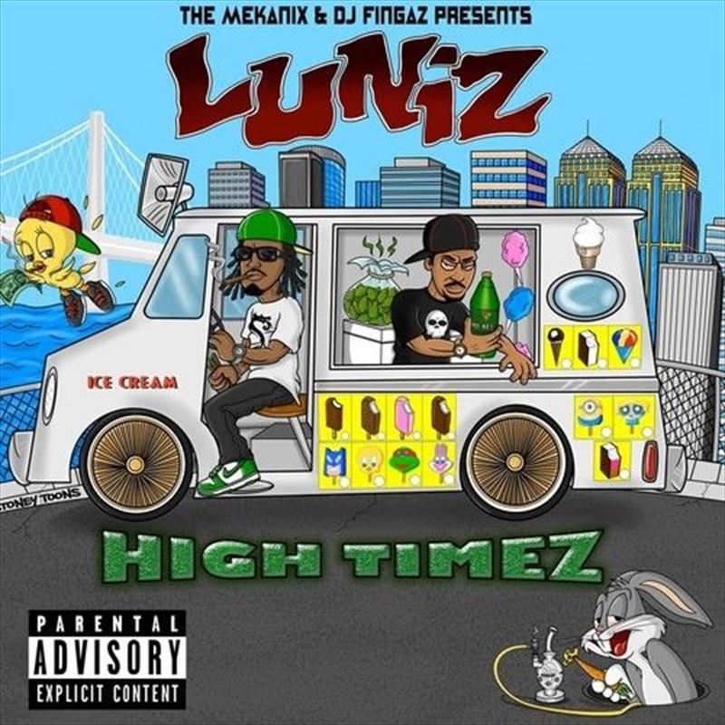 High Times: Explicit Content | CD