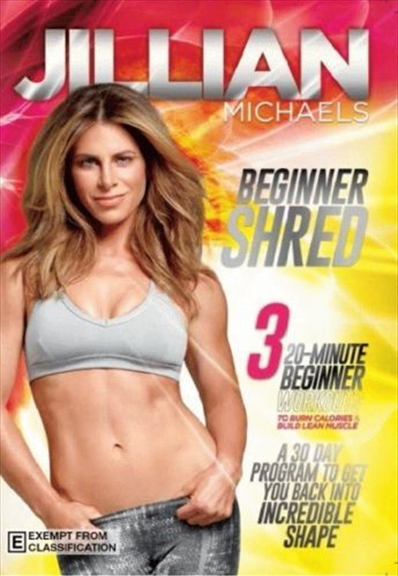 Beginner Shred | DVD