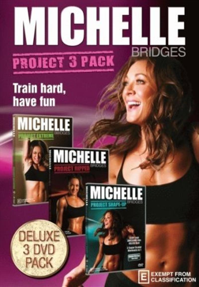 Michelle Bridges: Project 3 Pack | DVD