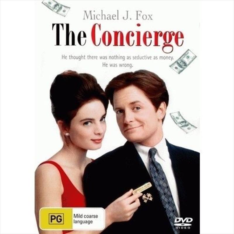 Concierge: Pg 1993 | DVD