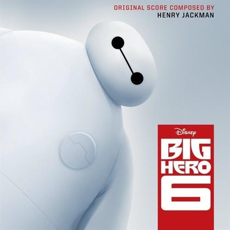 Big Hero 6   CD