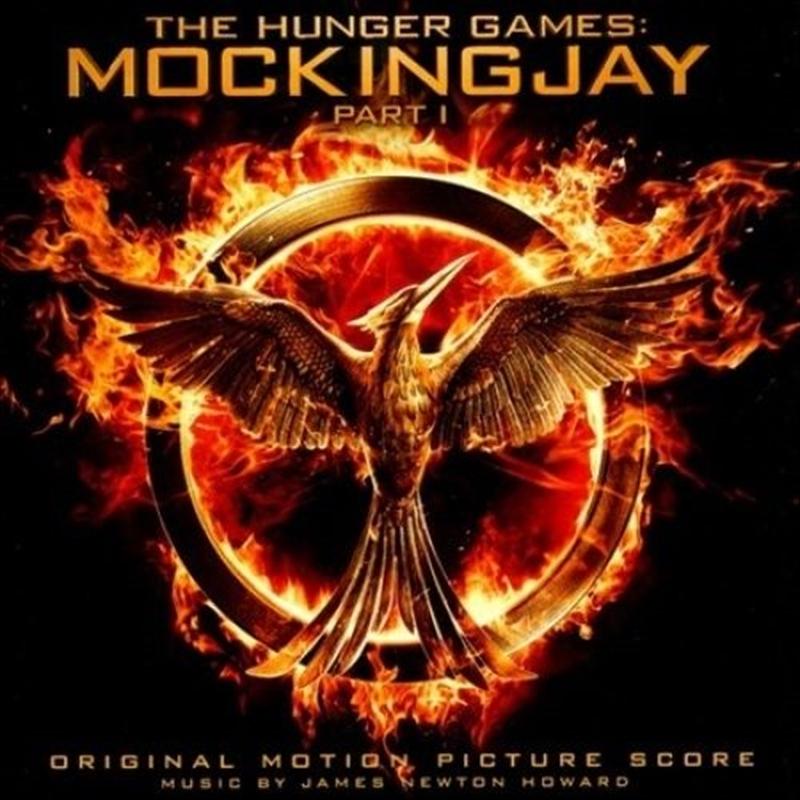 Hunger Games Mockingjay: Score | CD