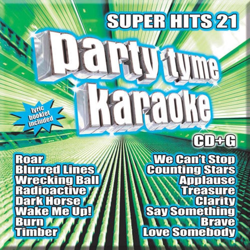 Super Hits 21 | CD