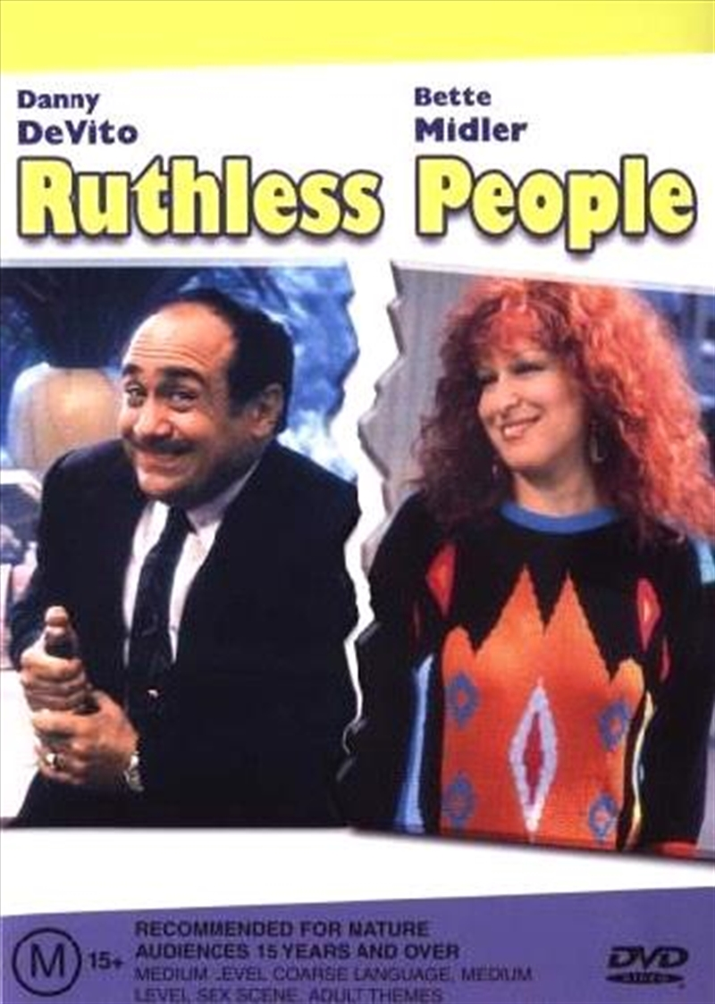 Ruthless People | DVD