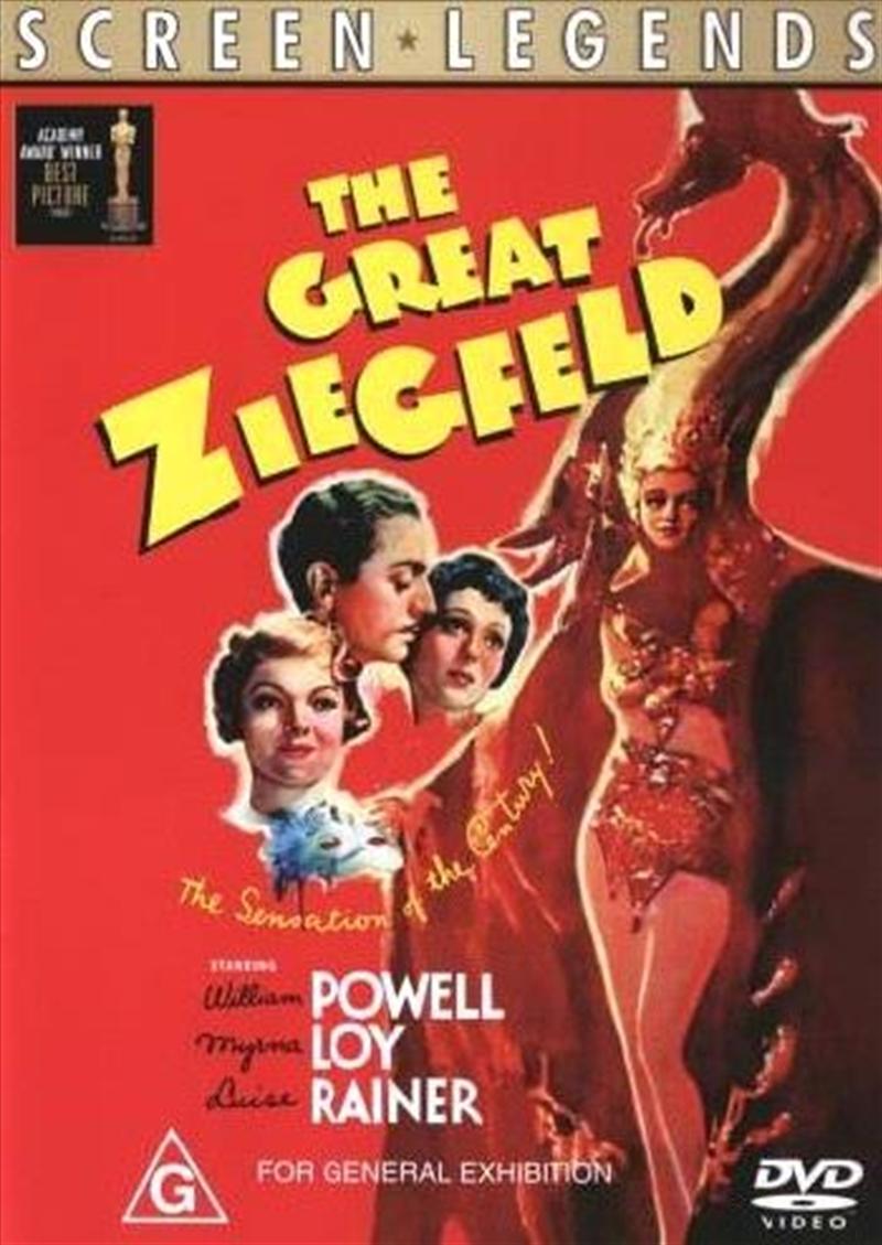 Great Ziegfeld | DVD