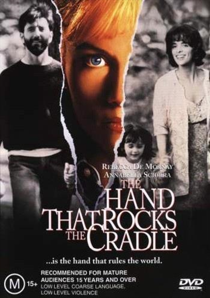 Hand That Rocks The Cradle, The | DVD
