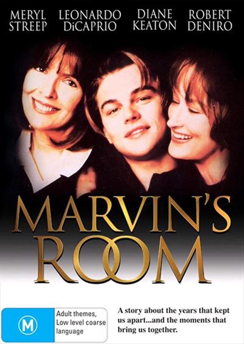 Buy Marvin S Room On Dvd Sanity