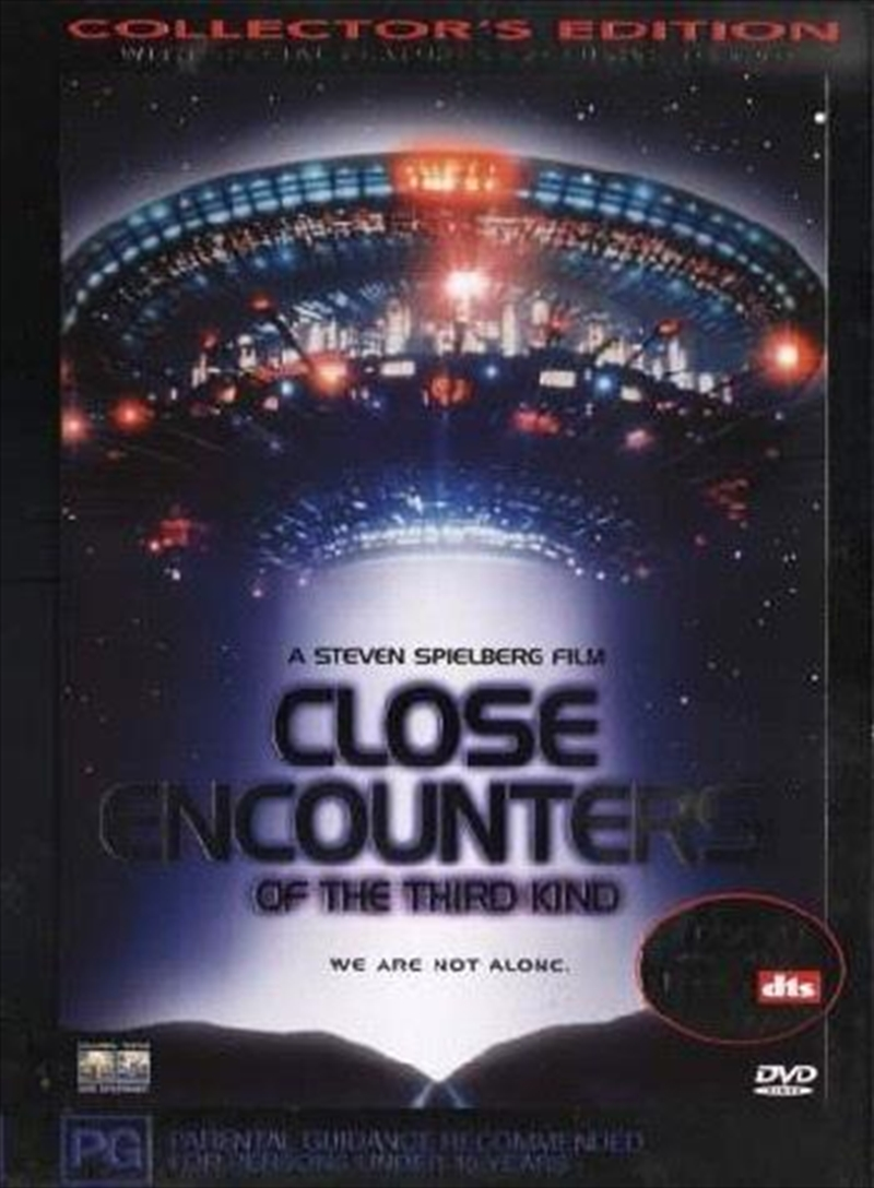 Close Encounters Of The Third Kind | DVD