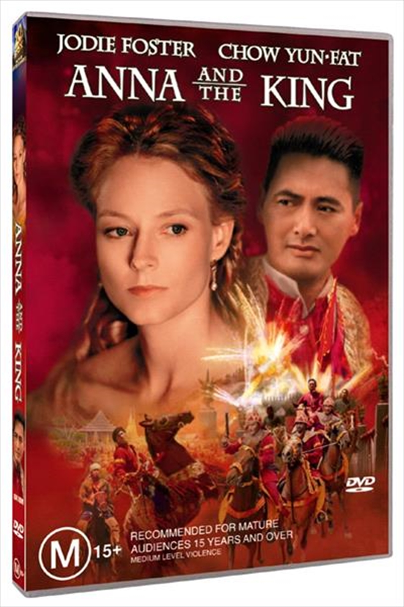 Anna & The King | DVD