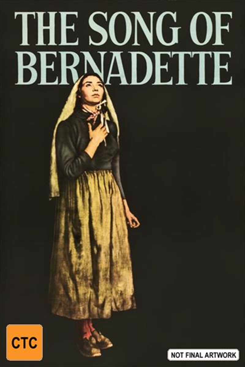 Song Of Bernadette, The | DVD