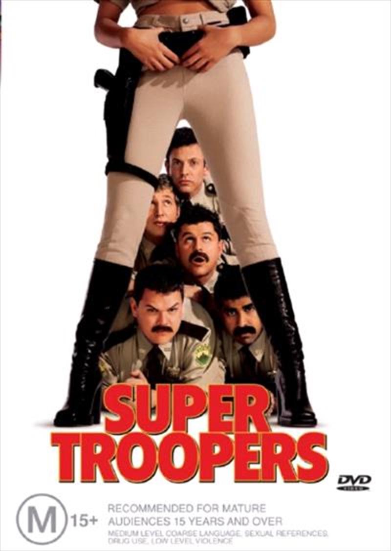 Super Troopers | DVD
