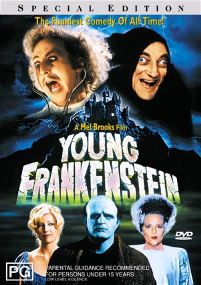Young Frankenstein Special Edition | DVD