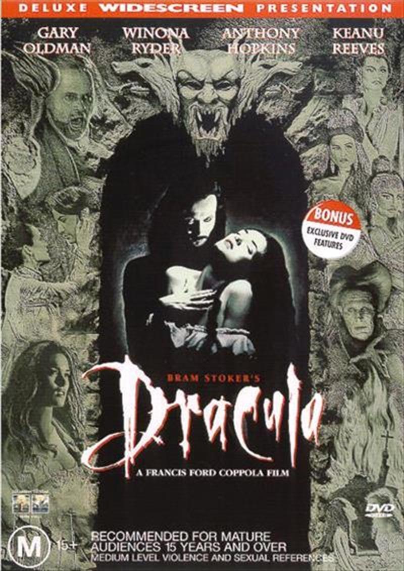 Bram Stoker's Dracula | DVD