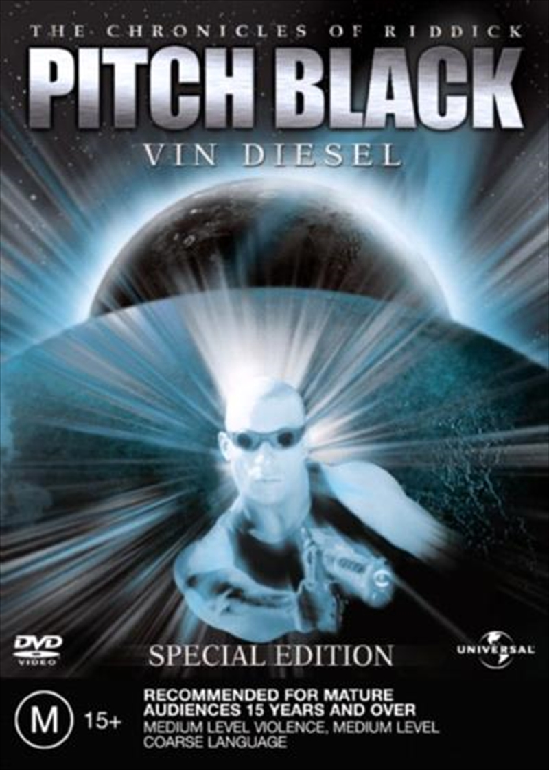 Pitch Black  - Special Edition | DVD