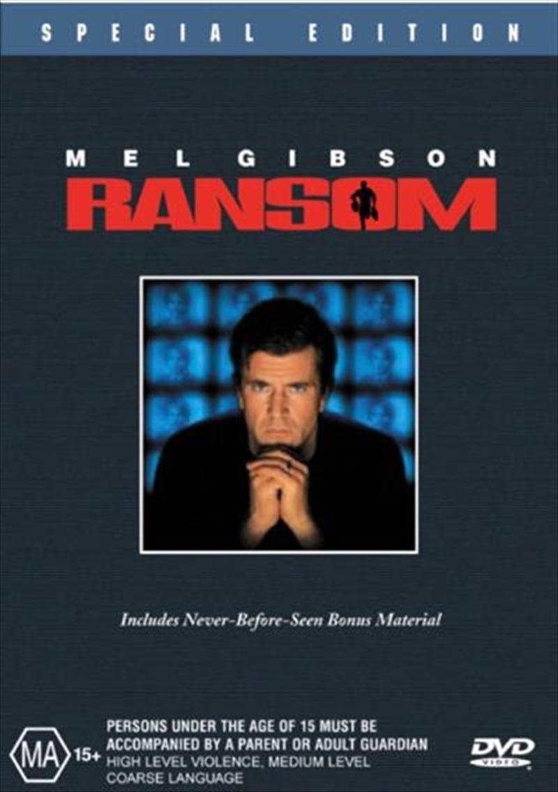 Ransom | DVD