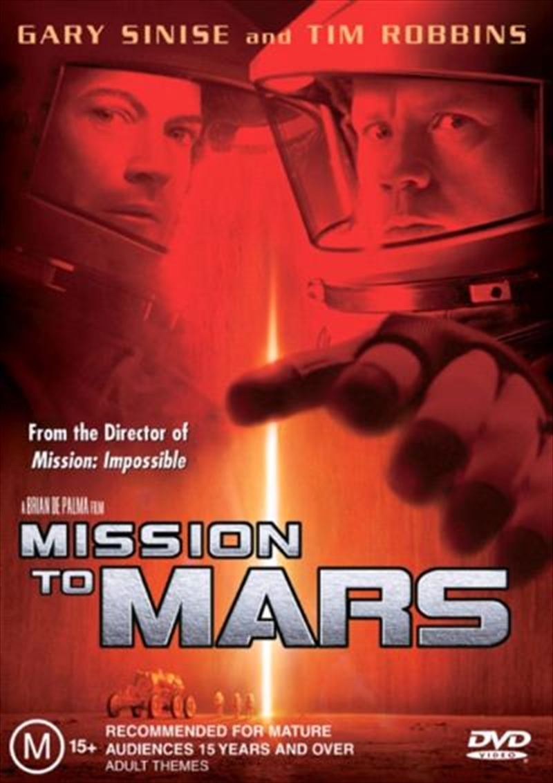 Mission To Mars | DVD