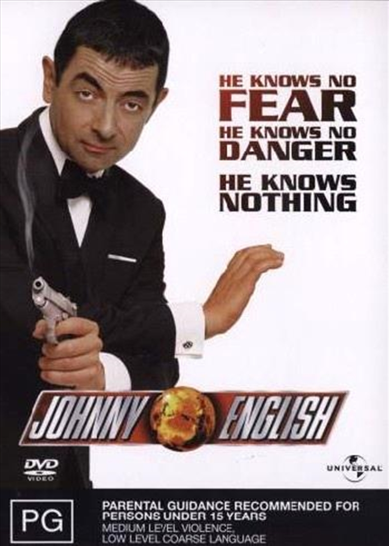 Johnny English | DVD