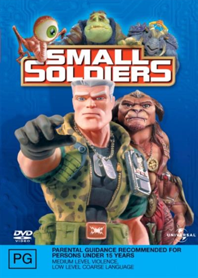Small Soldiers | DVD