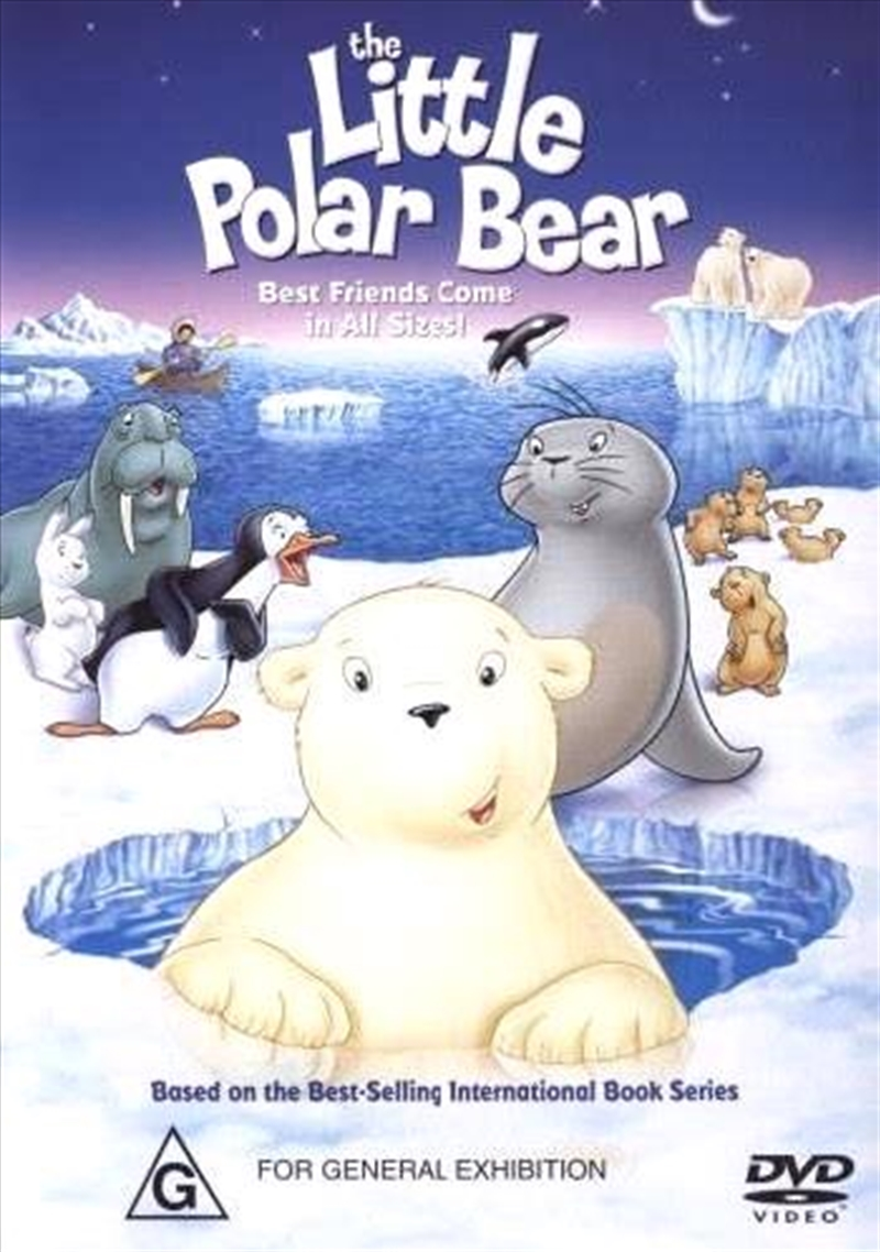 Little Polar Bear | DVD
