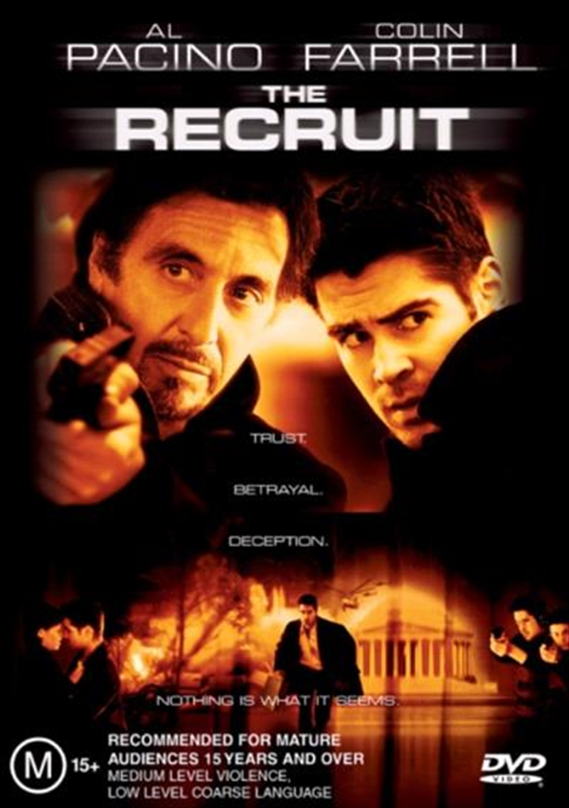 Recruit, The | DVD