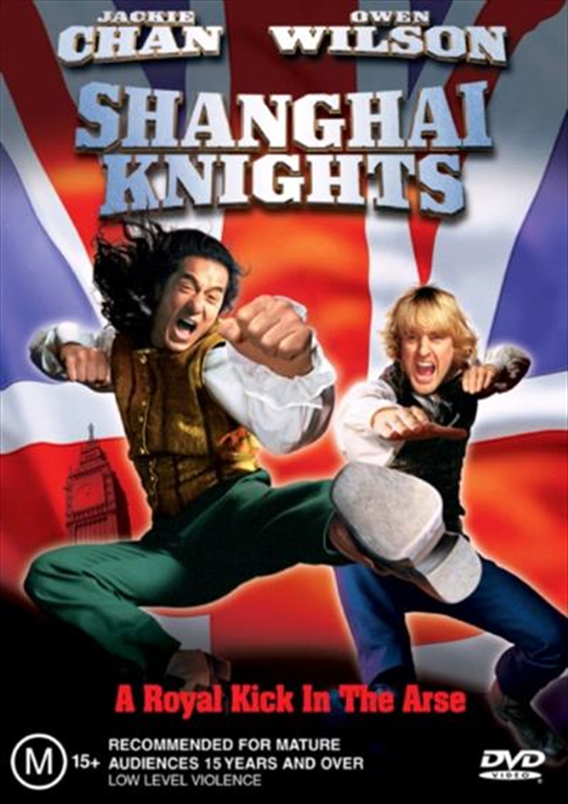 Shanghai Knights | DVD