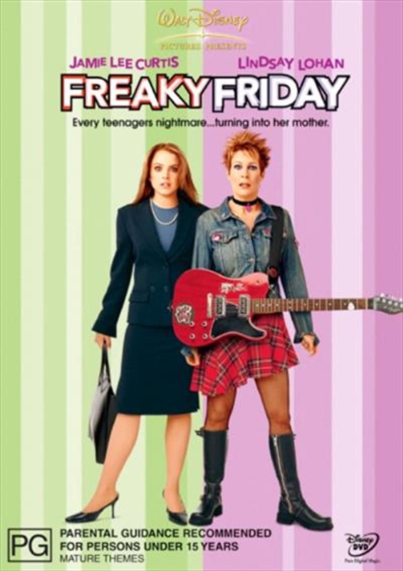 Freaky Friday | DVD