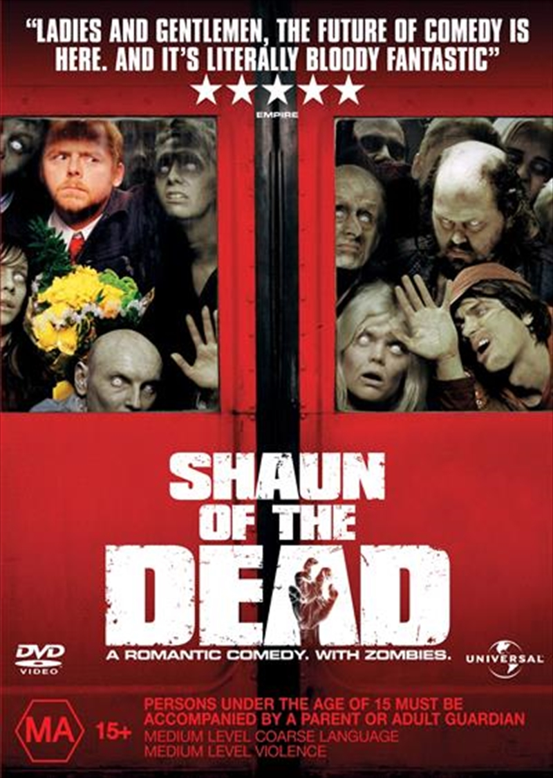 Shaun Of The Dead | DVD