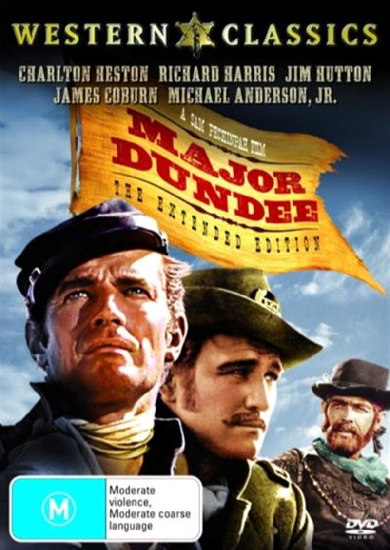 Major Dundee | DVD