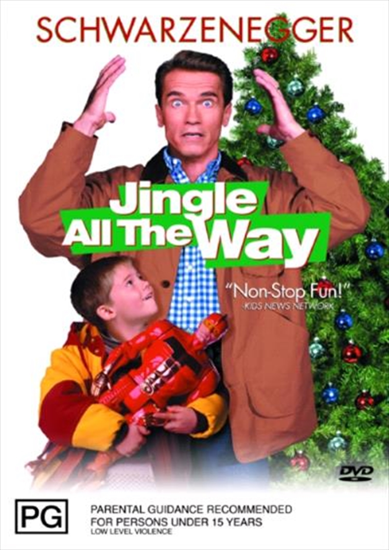 Jingle All The Way | DVD