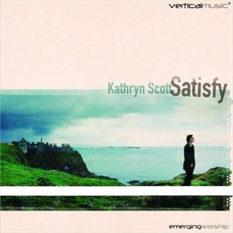 Satisfy | CD