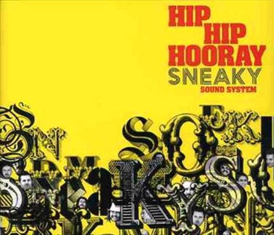 Hip Hip Hooray   CD Singles