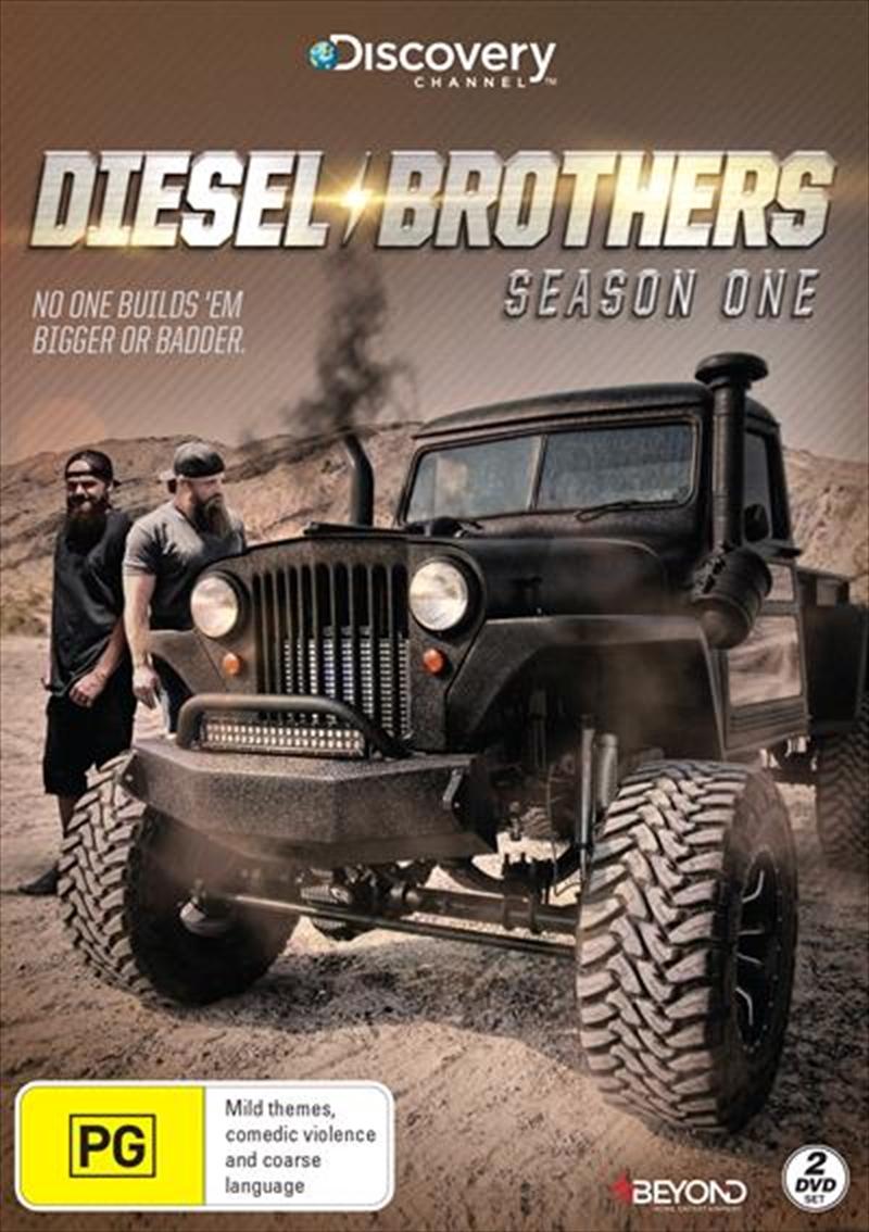 Diesel Brothers - Season 1 | DVD