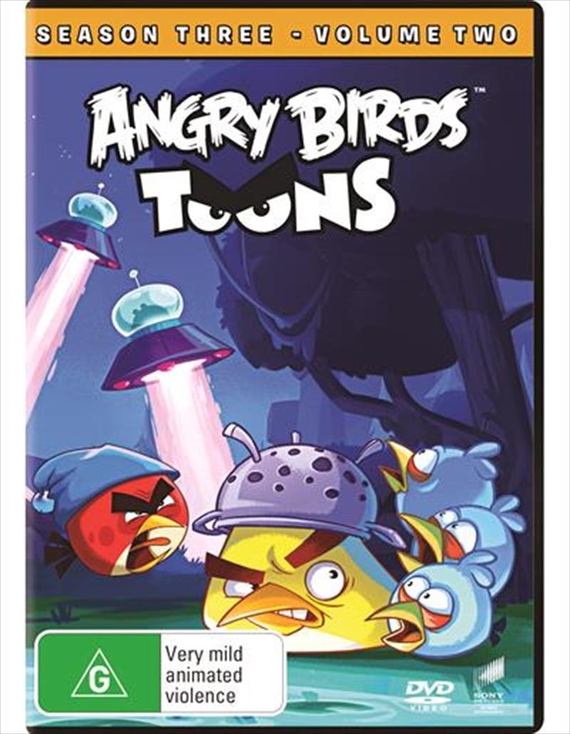 Angry Birds Toons - Season 3 - Vol 2 | DVD