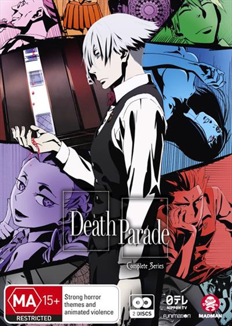 Death Parade | Series Collection