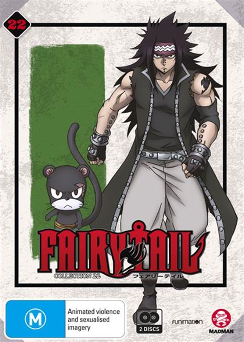 Fairy Tail - Collection 22 - Eps 253-265