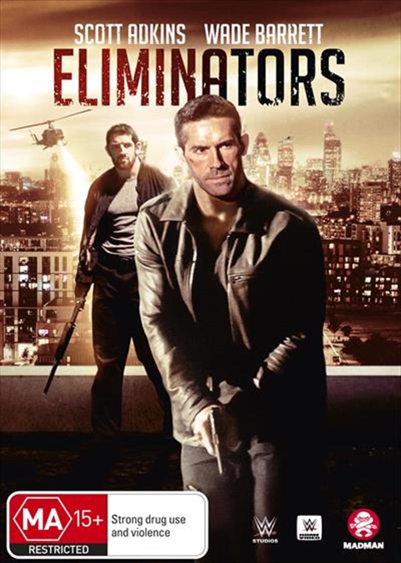 Eliminators   DVD