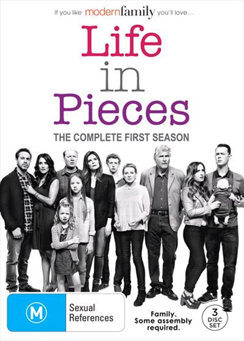 Life In Pieces - Season 1 | DVD