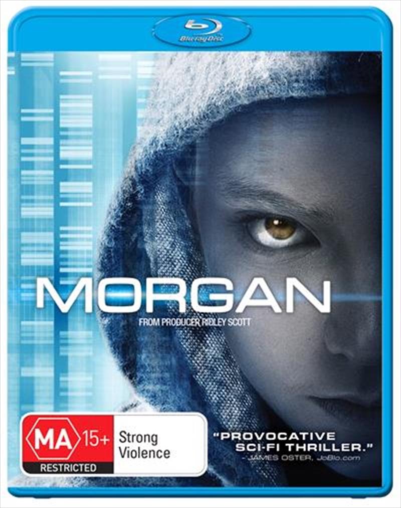 Morgan | Blu-ray